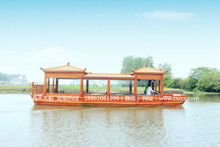 大木船的图片大全