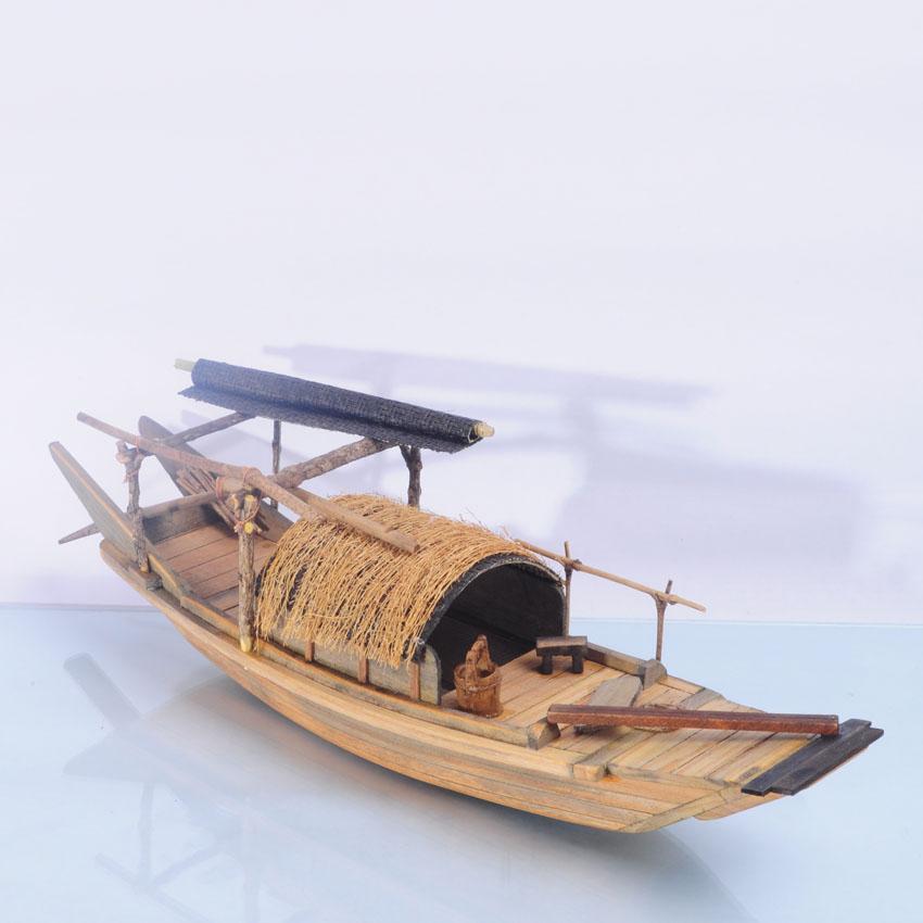 年末精美木船模型赠送中